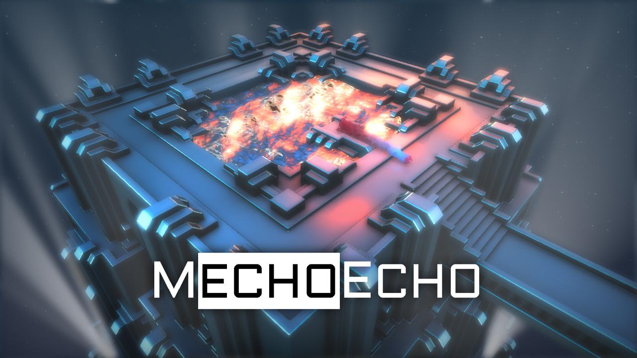MechoEcho Logo